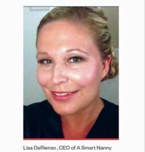 Lisa DeRienzo ASmartNanny.com
