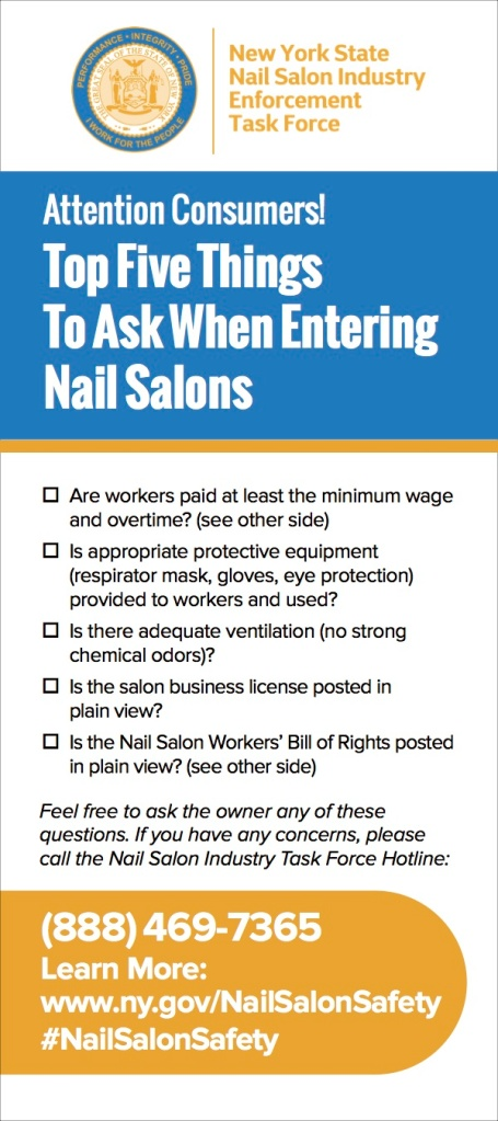 Nail Salon Palm Card_English 2